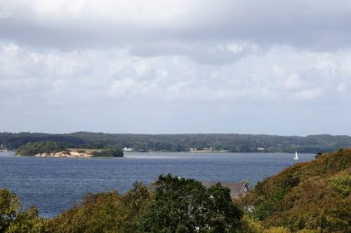 Flensburger Förde mit Ochseninsel